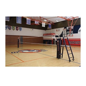 """Picture of BSN 3 1/2"""" Volleyball Ground Sleeves & Floor Cover"""
