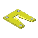 Picture of Gill Spike Plate Kit