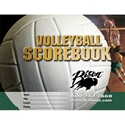 Picture of Bison Volleyball Team Scorebook