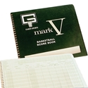 Picture of Gared Mark V Basketball Scorebook