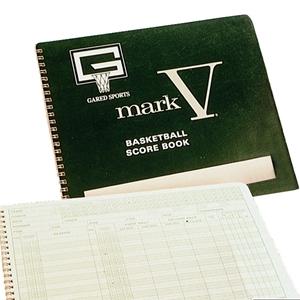 Picture of Gared Mark V Basketball Scorebook