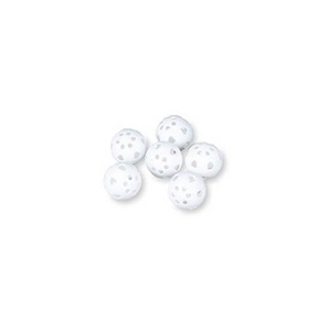 Picture of Perforated Plastic Golf Balls