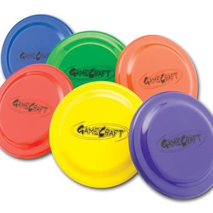 Picture of GameCraft 9 in. Plastic Flying Discs (6-Pack)