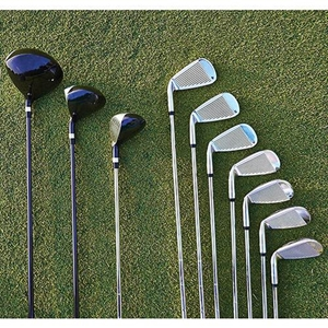 Picture of Men's 10 Piece Right Handed Golf Club Set