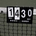Picture of Quick Score Portable Tennis Scorecards - set of 4