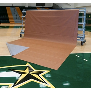 Picture of Putterman Mobile Gym Floor Cover Carts