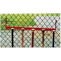 Picture of Fence Bat Rack