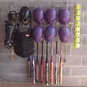 Picture of Dugout Organizer Racks