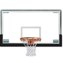Picture of Spalding Superglass Collegiate Backboard Package