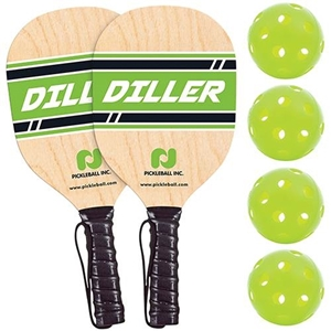 Picture of Pickle Ball Diller Paddle & Ball Packs