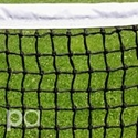 "Picture of Putterman ""Best"" Polyester & Tapered Signature Tennis Net"