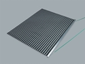Picture of Putterman Aluminum Drag Mat