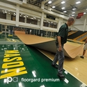 Picture of Putterman Vinyl Coated Polyester Gym Floor Covers