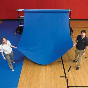 Picture of BSN Pre-Cut Gym Floor Covers
