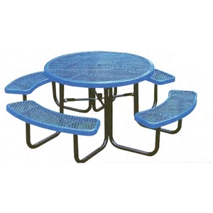 "Picture of 46"" Square and Round Tables"
