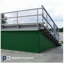 Picture of Putterman Bleacher Enclosures
