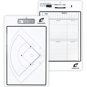 "Picture of Champro 10""x16"" Baseball/Softball Coach's Board"