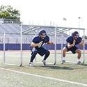 Picture of BSN Pro Down Collegiate Lineman Chute Base Unit