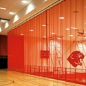 Picture of Draper Walk-Draw Gym Divider Curtain