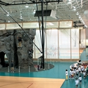 Picture of Draper Fold-Up Gym Divider Curtain