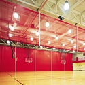 Picture of Draper Roll-Up Gym Divider Curtain