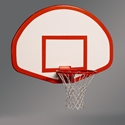 Picture of Draper Fan-Shape Fiberglass Backboard