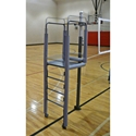 Picture of Bison Clamp-on Volleyball Officials Platform with Gray Padding