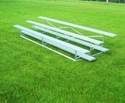 Picture of Bison Weatherbeater Outdoor Portable Bleachers