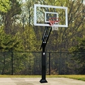 Picture of Bison Ultimate HangTime Outdoor Basketball System