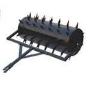 """Picture of Field Tuff 60"""" Wide Drum Spike Aerator"""