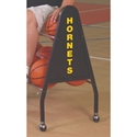 Picture of Bison 1 Line Custom Ball Cart Lettering