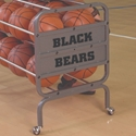 Picture of Bison 2 Line Custom Ball Cart Lettering