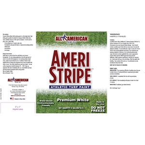 Picture of All American Ameri-Stripe Premium Bulk Paint