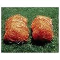 Picture of Stackhouse Polyethylene Junior Orange Soccer Net