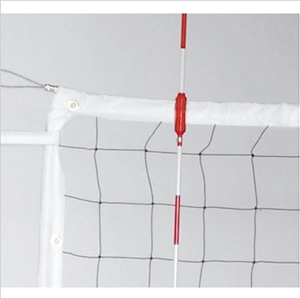 Picture of Stackhouse Power Volleyball Net, Steel Cable & Wood Dowels
