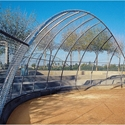 Picture of PW Athletic Layback Arch Backstop