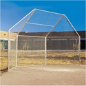 Picture of PW Athletic Backstop Hooded 10' Back Regulation Series