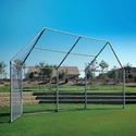 Picture of PW Athletic Backstop Hooded 20' Back Regulation Series