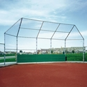 Picture of PW Athletic Backstop Hooded 30' Back Regulation Series