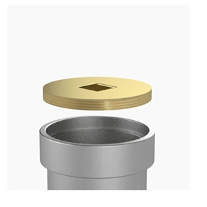 Picture of PW Athletic Ground Sleeve With Brass Screw Cap