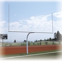 Picture of Stackhouse Semi-Permanent Gooseneck Offset Goal Post