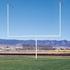 Picture of PW Athletic Football Gooseneck Goalposts