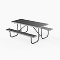 Picture of PW Athletic Aluminum Picnic Tables