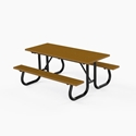 Picture of PW Athletic  Recycled Plastic Picnic Table