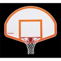 Picture of Porter 6' Extension Vertical Post Fan Aluminum  Backboard Systems