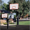 Picture of Porter Heavy-Duty Basketball System