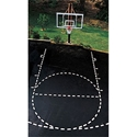 Picture of Porter Basketball Court Stencil Kit