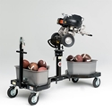 Picture of Rogers Throwing Machine Cart