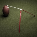 Picture of Rogers Kicking Stix Football Holder