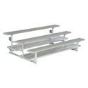 Picture of NRS 3 & 4 Row & Tip N Roll Low-Rise Preferred Bleachers